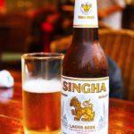 Asien Bier