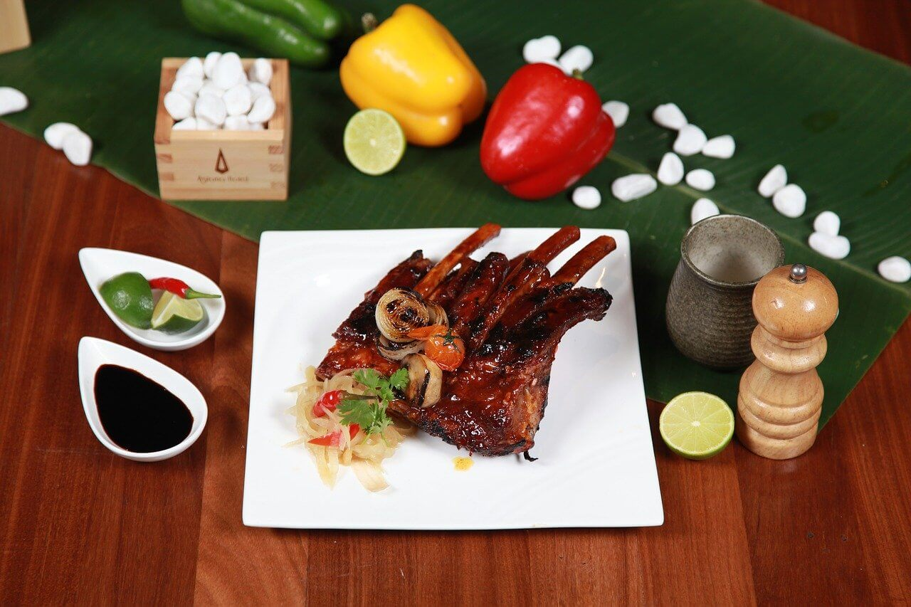 Sehr leckeres asiatisches Essen