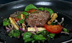 Rindfleisch aus dem Wok - Zubereitung in 11 Schritten